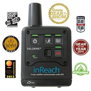 GPS+IRIDIUM трекер DeLorme InReach